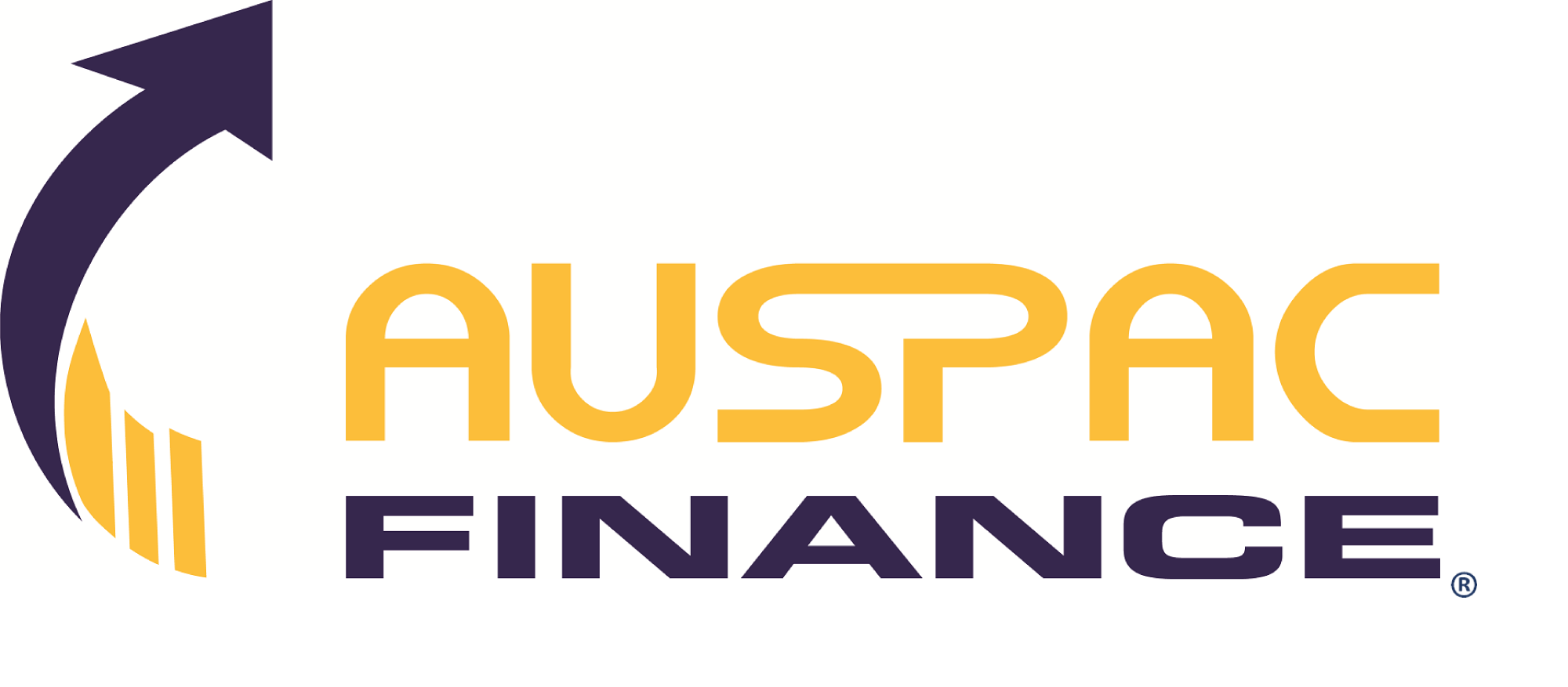 Auspac finance logo with trademark