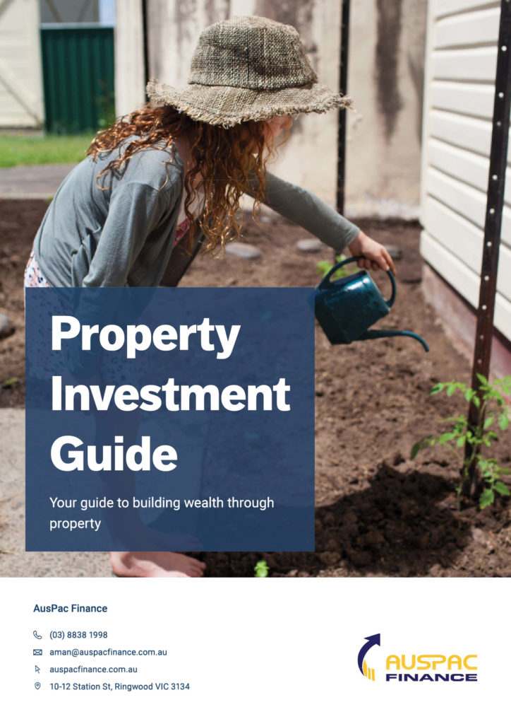 Auspac Finance Property Investment Guide